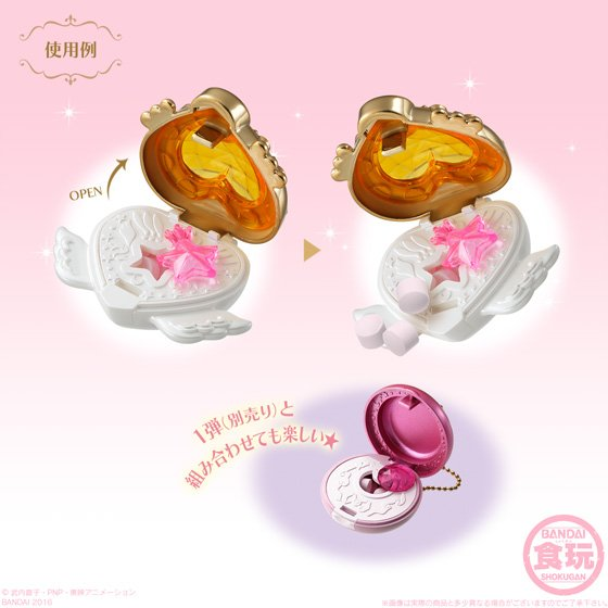 Sailor Moon Gets Third Round Of Candy Compacts 6