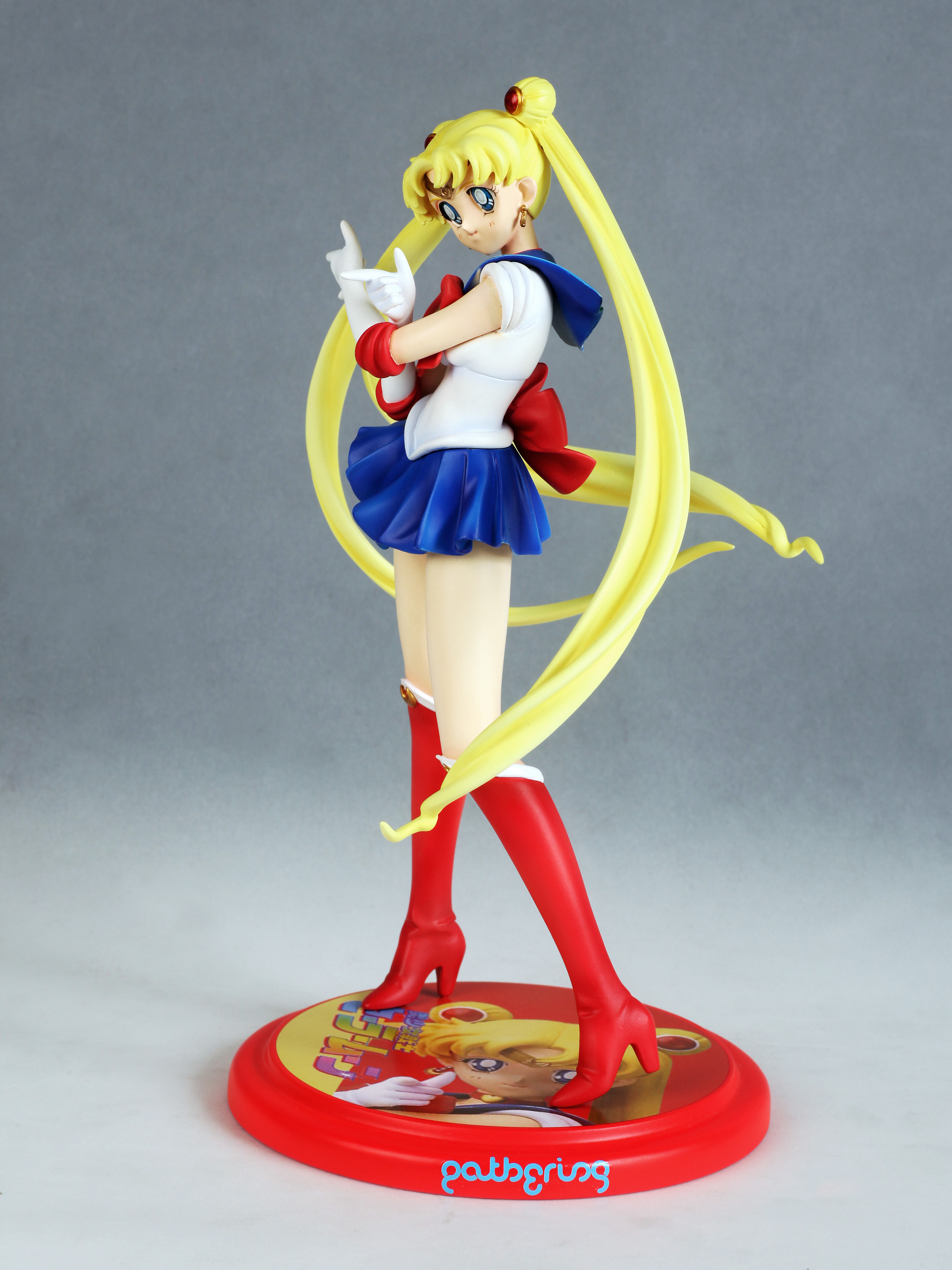 Sailor Moon Usagi Tsukino prepainted figure haruhichan.com Sailor Moon Anime figure 02