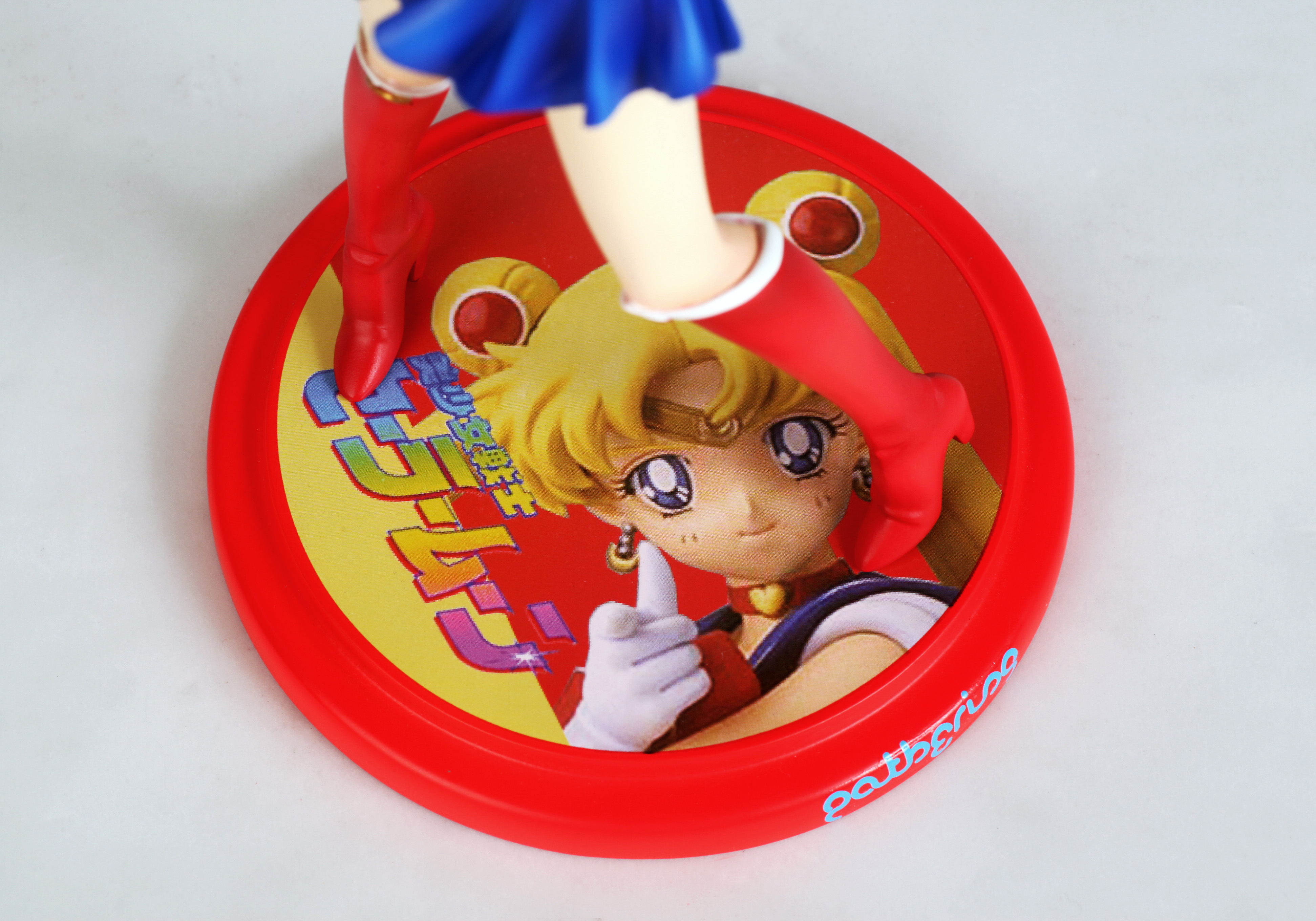 Sailor Moon Usagi Tsukino prepainted figure haruhichan.com Sailor Moon Anime figure 13