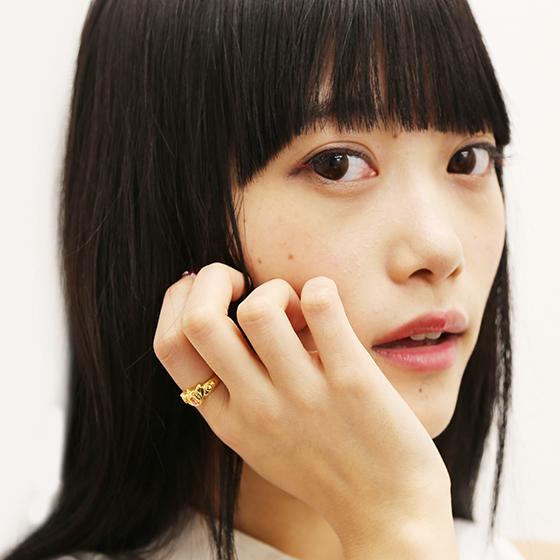 Sailor Moon's Princess Serenity Crystal Tiara ring