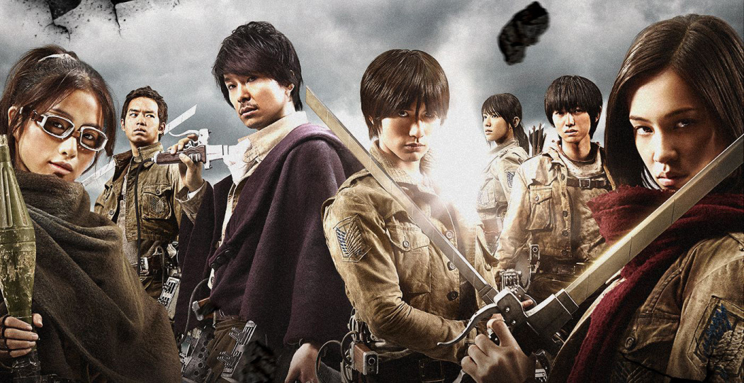 Second Live-Action Attack on Titan Film Visuals Revealed 3