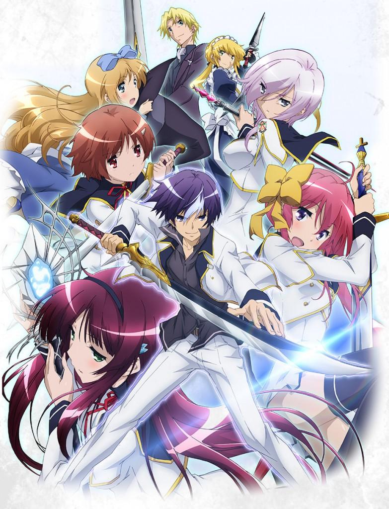 Seiken Tsukai no World Break Anime Visual haruhichan.com Warubure visual