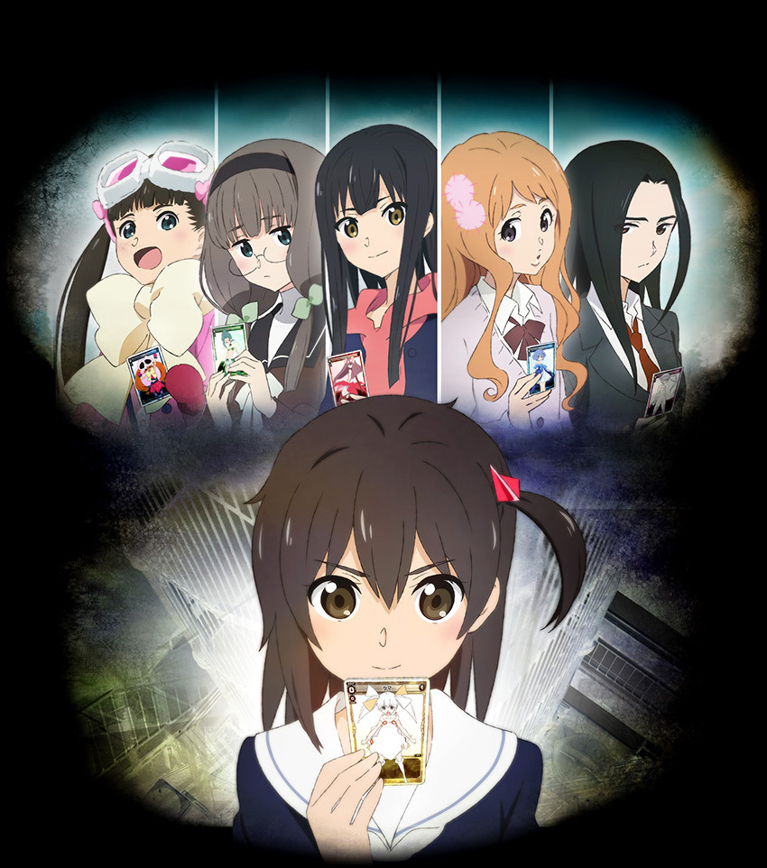 Selector Infected WIXOSS anime