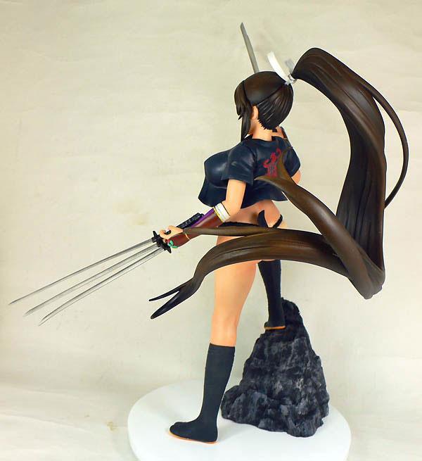 Senran Kagura Homura 1 6 scale anime Figure Omatsuri Ver 002