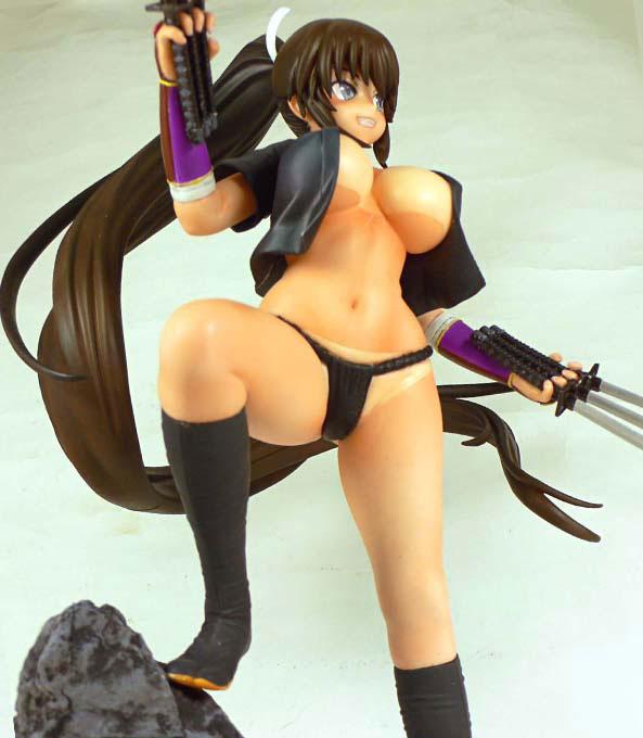Senran Kagura Homura 1 6 scale anime Figure Omatsuri Ver 014