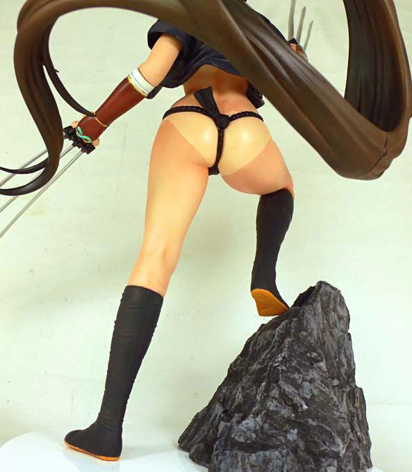 Senran Kagura Homura 1 6 scale anime Figure Omatsuri Ver 015