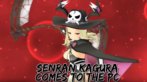 Senran Kagura Versus Rips onto Steam 5