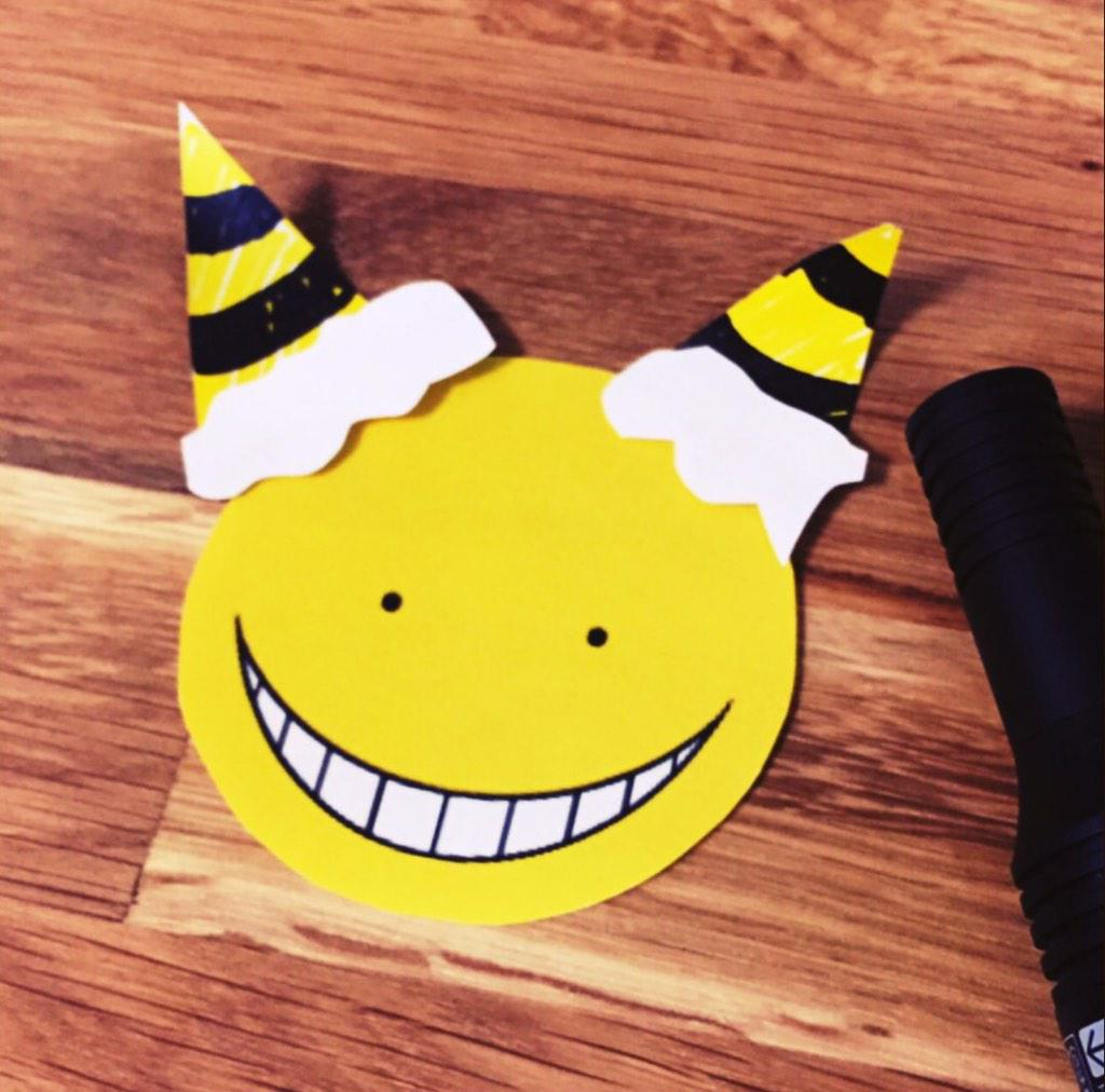 Setsubun Celebrated with Illustrations haruhichan.com From Assassination Classroom 2