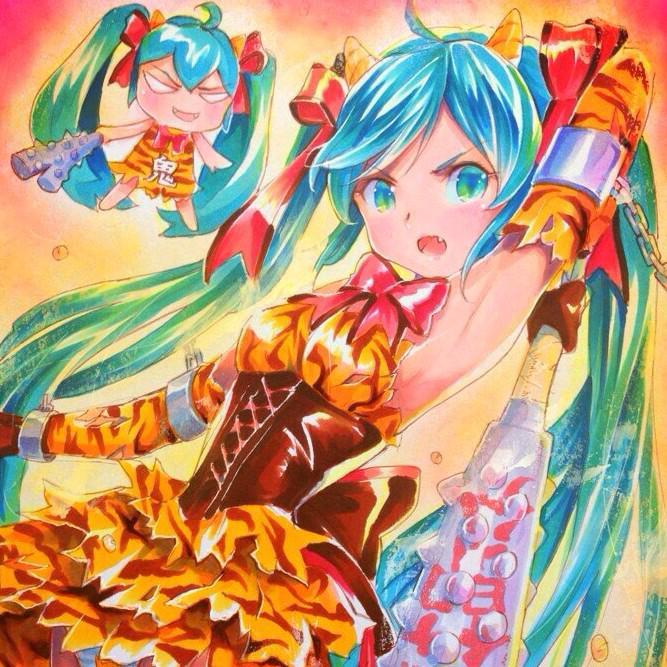 Setsubun Celebrated with Illustrations haruhichan.com MayoRiyo