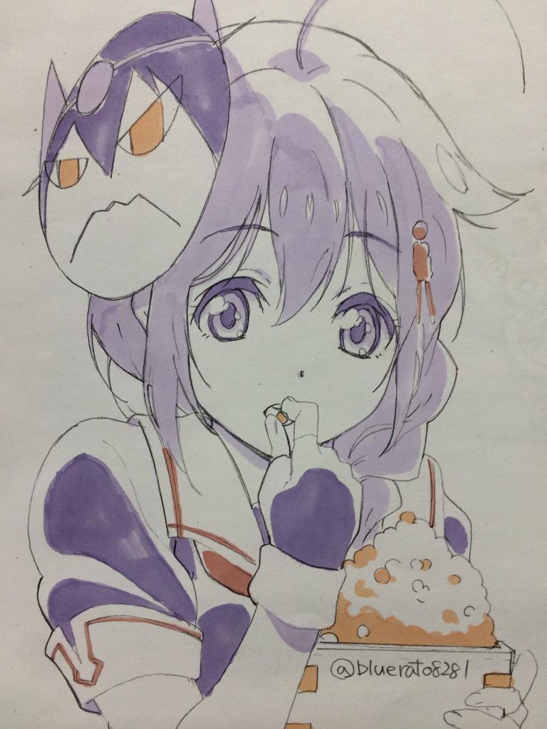 Setsubun Celebrated with Illustrations haruhichan.com bluerat08281