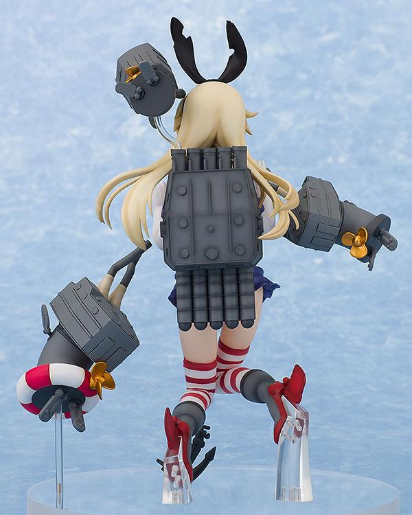 Shimakaze Major Damage Figure 3