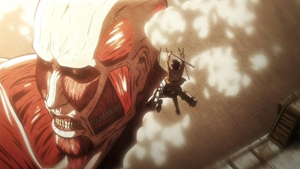 Shingeki no Kyojin Attack on Titan anime