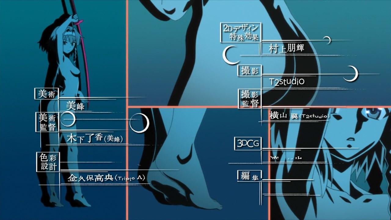 Shinmai Maou no Testament Opening Animation Haruhichan.com The Testament of Sister New Devil ecchi 03