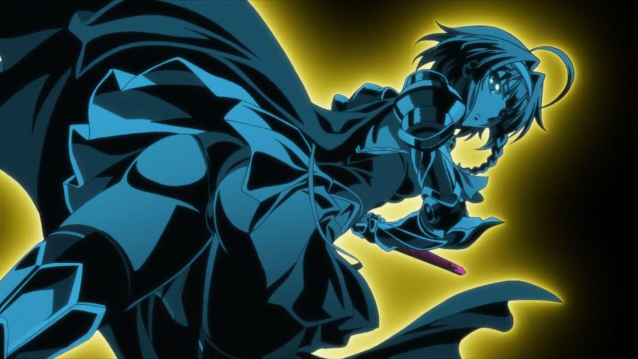 Shinmai Maou no Testament Opening Animation Haruhichan.com The Testament of Sister New Devil ecchi 04