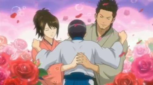 Shinpachi and tae