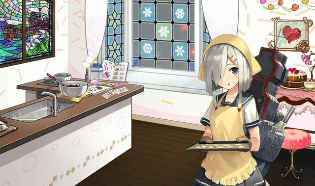 Ship Girls from KanColle Celebrate Valentines and Winter Event Is Live haruhichan.com Kantai Collection browser game