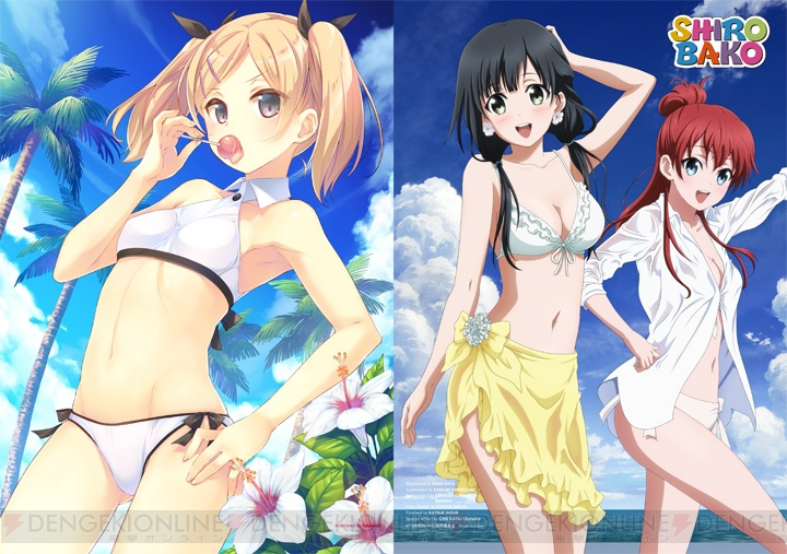 Shirobako Comiket 88 Goods Previewed clearfiles