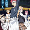 Shokugeki no Souma Season 2 Listed at 13 Episodes