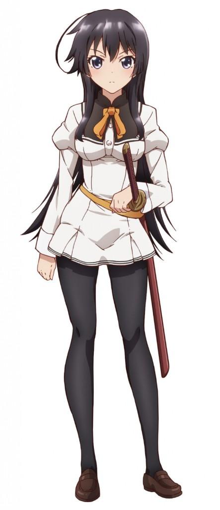 Shomin Sample Character Design - Karen Jinryou_Haruhichan.com_