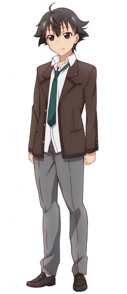Shomin Sample Character Design - Kimito Kagurazaka_Haruhichan.com_