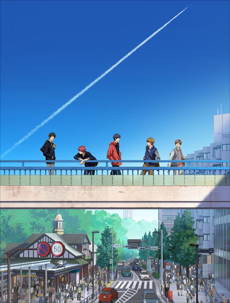 Shounen Hollywood anime series