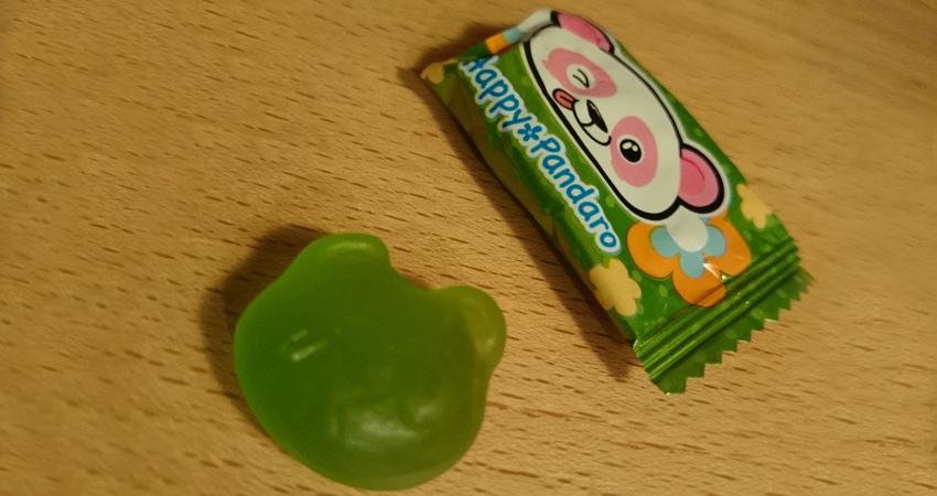 Snack Reviews Random Japanese Snacks Haruhichan.com Happy Pandaro gummy