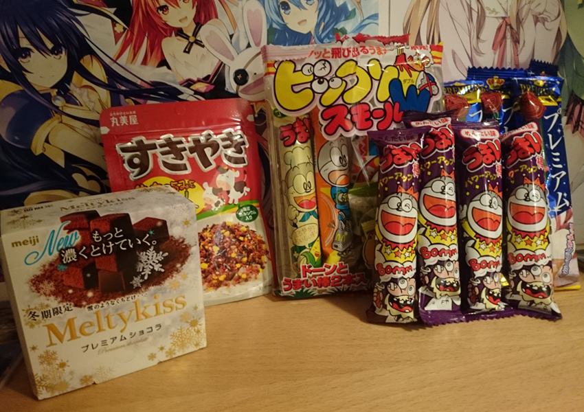 Snack Reviews Random Japanese Snacks Haruhichan.com Japan snacks