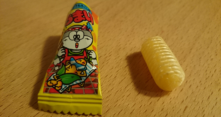 Snack Reviews Random Japanese Snacks Haruhichan.com Umaibo candy