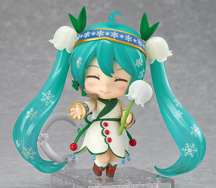 Snow Bell Miku Nendoroid for Wonder Festival 2015 4