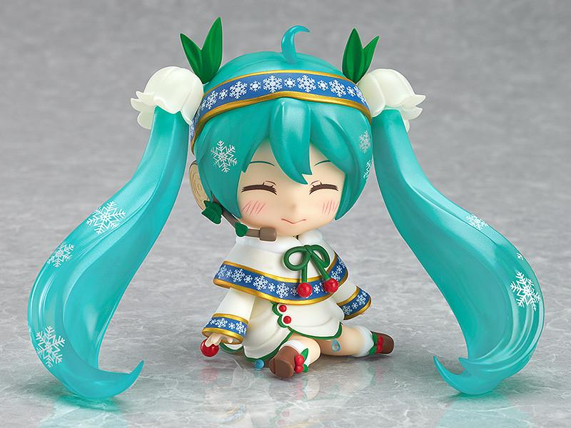 Snow Bell Miku Nendoroid for Wonder Festival 2015 5