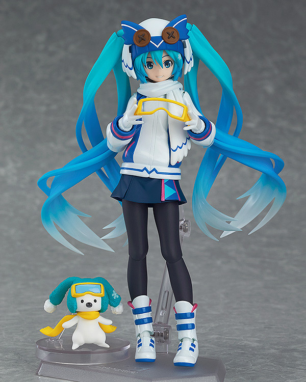 Snow Miku Figure 3