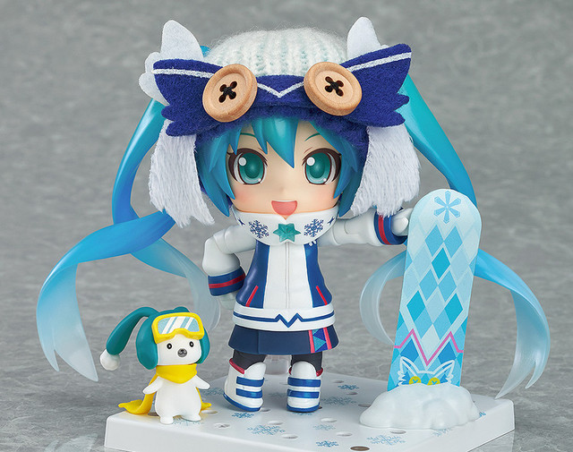 Snow Miku Figure 6