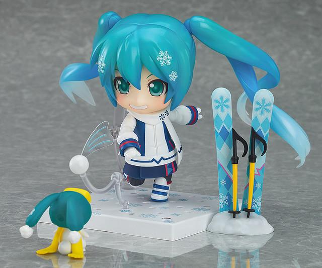 Snow Miku Figure 8