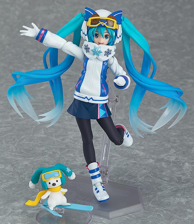 Snow Miku Figure