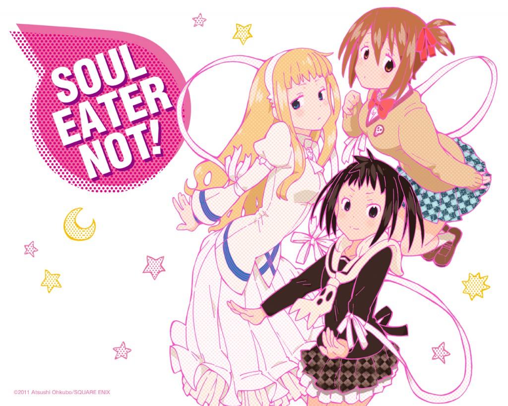Soul Eater Not! anime