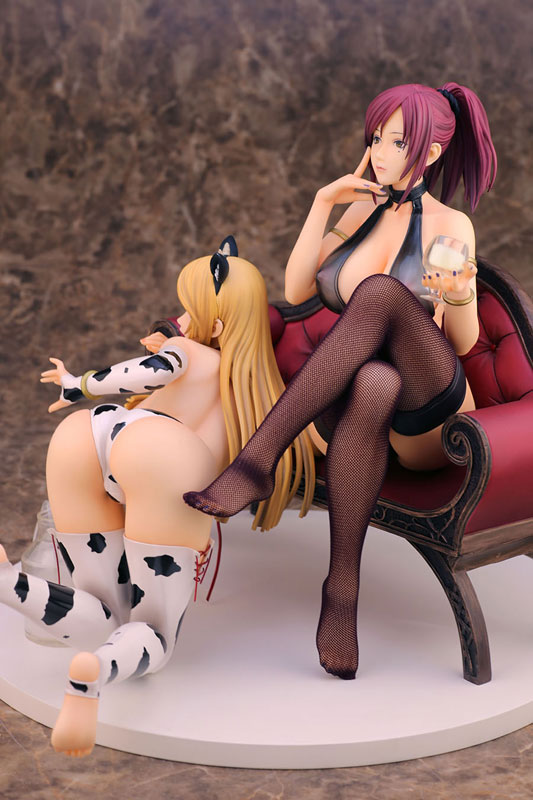 Starless Marie Mamiya and Hazuki Kuryuu anime figures 0004