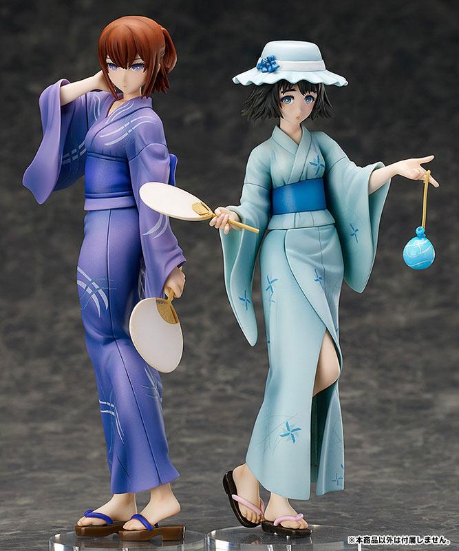 Steins;Gate Kurisu Makise Yukata Version anime figure 004
