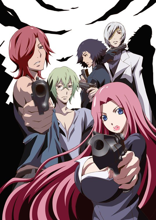 Strange+ 2nd Season anime visual