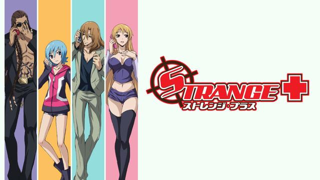 Strange+ anime