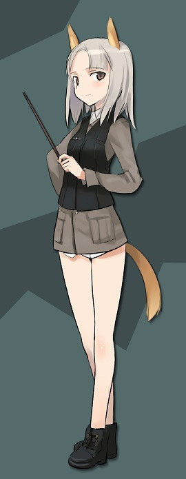 Strike-Witches-502nd-Joint-Fighter-Wing-Edytha-Rossmann