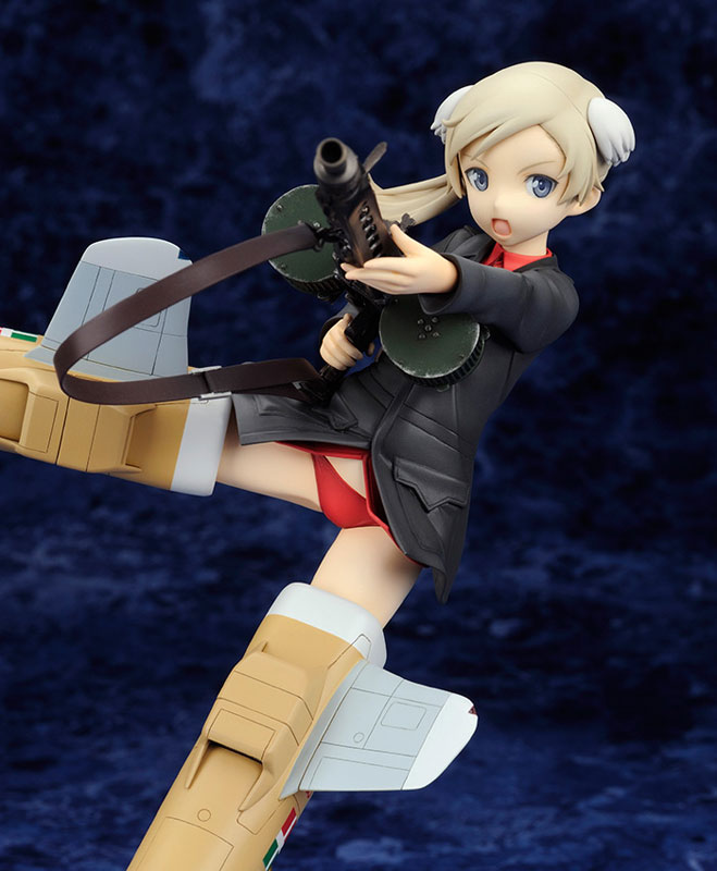 Strike Witches Martina Crespi anime Figure 006