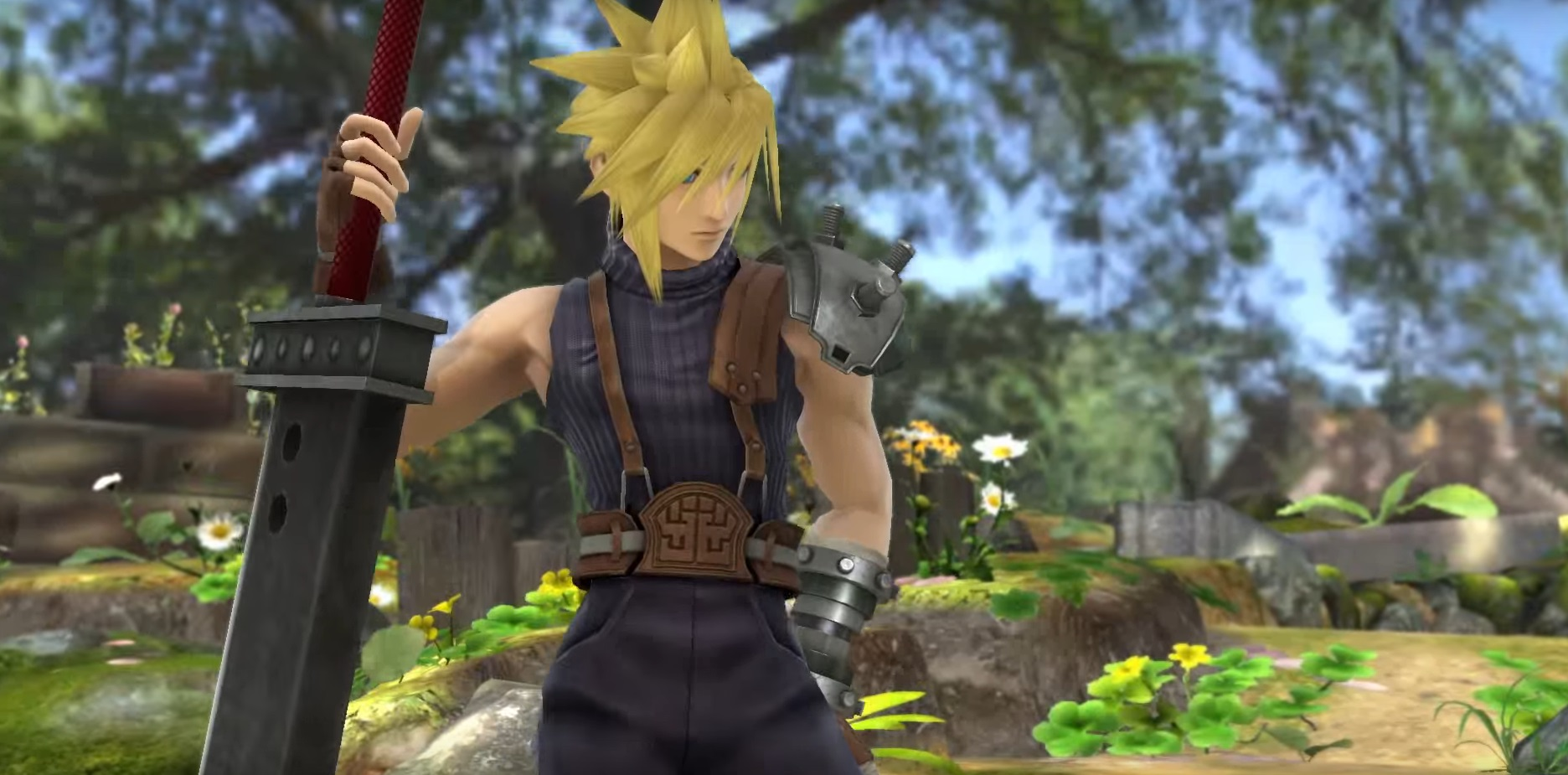 Super Smash Bros Cloud 3