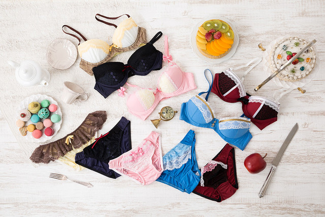 Supergroupies Lets You Be a Magical Girl on the inside with Madoka Lingerie2