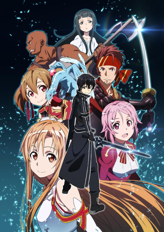 Sword Art Online Anime Visual