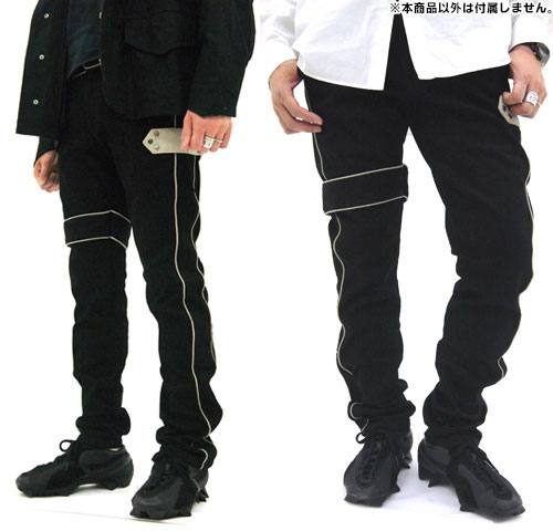 Sword Art Online Become Kirito with Coat of Midnight Pants 0004