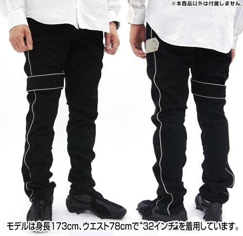 Sword Art Online Become Kirito with Coat of Midnight Pants 0005