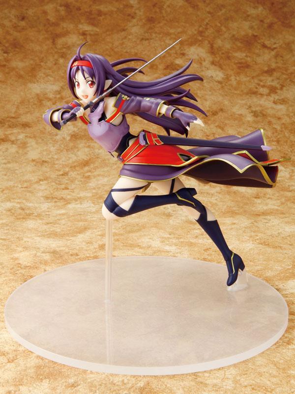 Sword Art Online II Yuuki Zekken Konno Rengeki OSS Mothers Rosario anime figure 000