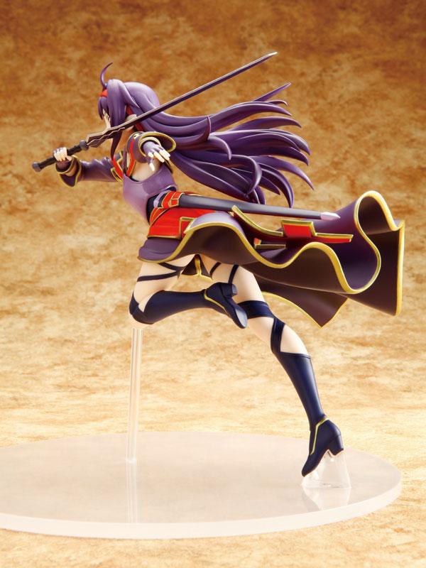 Sword Art Online II Yuuki Zekken Konno Rengeki OSS Mothers Rosario anime figure 006