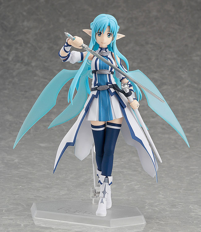 Sword Art Online Max Factory Reveals Asuna ALO Version Figma SAO 000