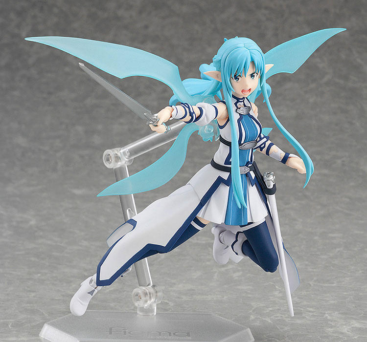 Sword Art Online Max Factory Reveals Asuna ALO Version Figma SAO 001